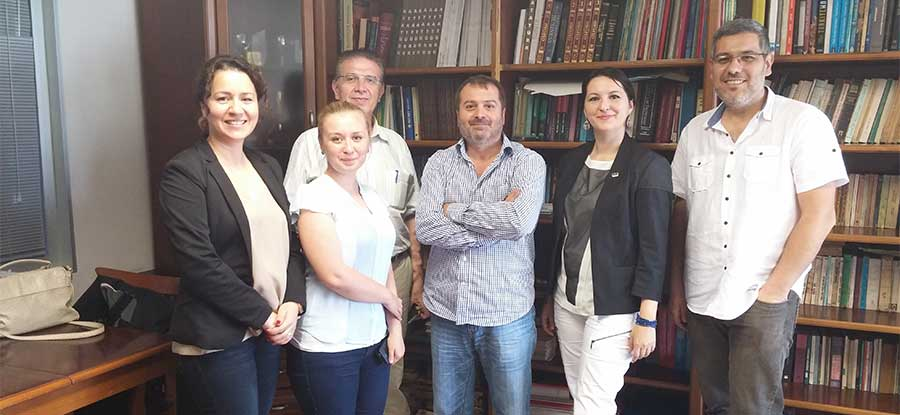 Elected Board of the Association of Turkish Translation Companies